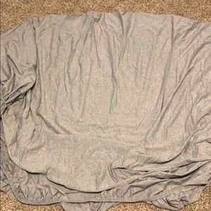 Mainstays Bedding - Twin knit sheet set
